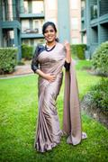 TiaBhuva.com Luxe Saree Review