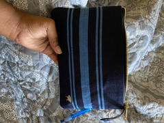Olori Tilly Pouch - Blue Review