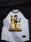 ONE.SHOP Bruce Lee Retro Poster Raglan Tee Review