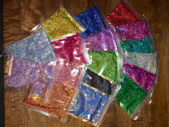 Lrisy Lrisy Holographic Glitter Set 15 Of Color (Total 150g) Review