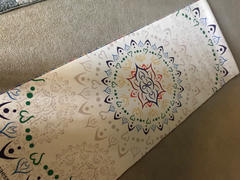 My Yoga Essentials Chakra Hemp Linen and Natural Rubber Luxury Yoga Mat Review