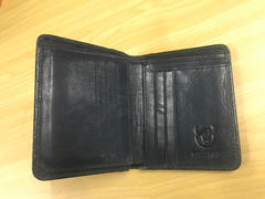 Esensbuy RFID Large Capacity Genuine Leather Bifold Wallet Review
