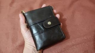 Esensbuy Genuine Leather Anti-theft Retro Wallet With Chain (Buy 2 Get 15% Off,CODE:B2) Review