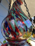 Grateful Gnome Gnarly Glass Neck Gourd Hummingbird Feeder - 16 Fluid Ounces Review