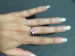 Brandywine Boutique Cherry Blossom Ring Review