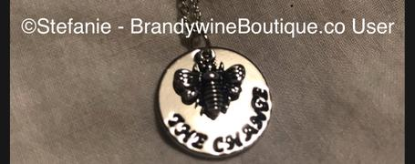 Brandywine Boutique Bee the Change Necklace Review
