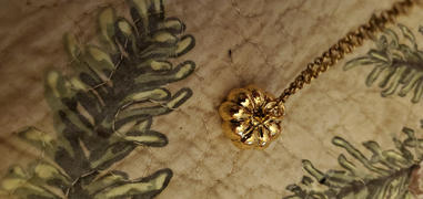 Brandywine Boutique Fall Gold Pumpkin Necklace Review