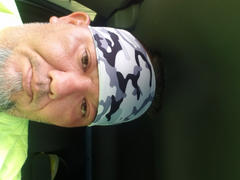 Elite Athletic Gear Snow Camo Headband Review