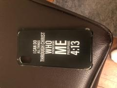 Elite Athletic Gear PHILIPPIANS 4:13 Cross Phone Case Review