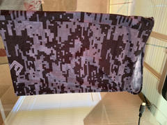 Elite Athletic Gear Black Digi Camo Multi-Use Face Bandana Review