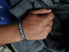 Elite Athletic Gear STAY HUMBLE Wristband Review