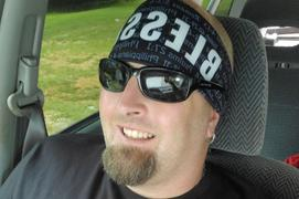 Elite Athletic Gear Black BLESSED Headband Review