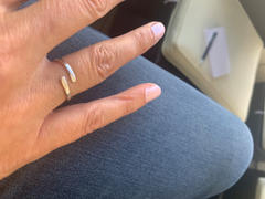 Linjer Siri Wrap Ring Review