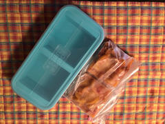 Souper Cubes® Souper Cubes 1/2-Cup Freezing Tray with Lid (pack of one) Review