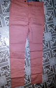 Henry & Smith Baker Miller Pink Stretch Washed Mens Chinos Review