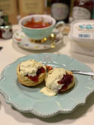 Gourmet Grocery By OurChoice  Cream Tea for Six - Scones, Clotted Cream, Jam, Tea Review