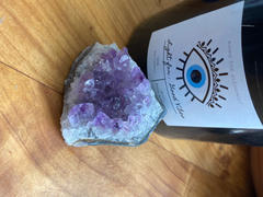 Annie The Alchemist Amethyst Crystal Geodes for Calming Energy & Good Sleep Review