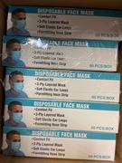 Masks by Whizley 3-Ply Layered Disposable Personal Protection Face Mask: 1,000-Day Supply Review