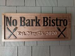 3D Woodworker Custom Wooden Bar Sign Review