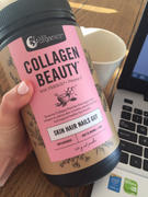 THE GLOW STORE Nutra Organics Collagen Powder Beauty™ - Unflavoured - VERISOL® Bioactive Collagen Peptides 450g Review