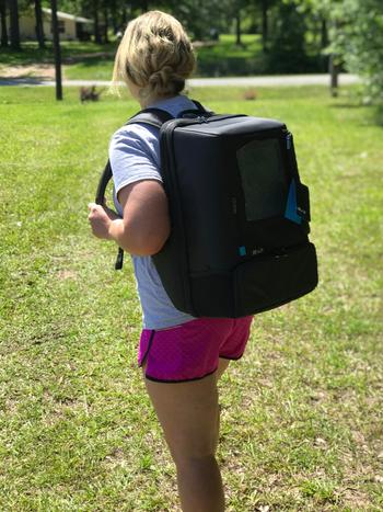 RuK Backpacks RuK: Solar Backpack (40L) Review
