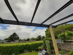 Deal Mart Patio Cover/Carport 6m x 3m Review