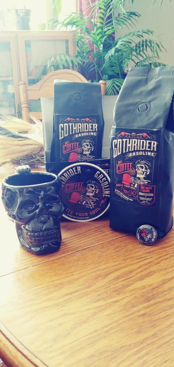 GothRider® Canada Gasoline Black Skull Starter Kit Review