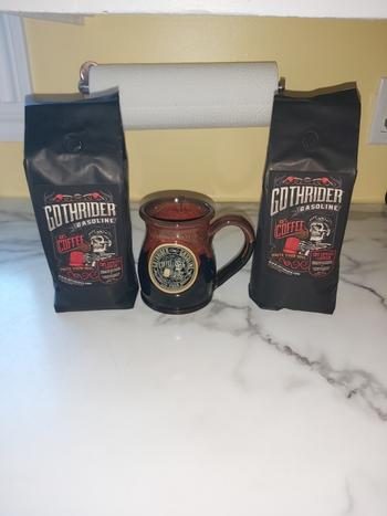 GothRider® Canada Gasoline Coffee Belly Limited Edition Kit Review