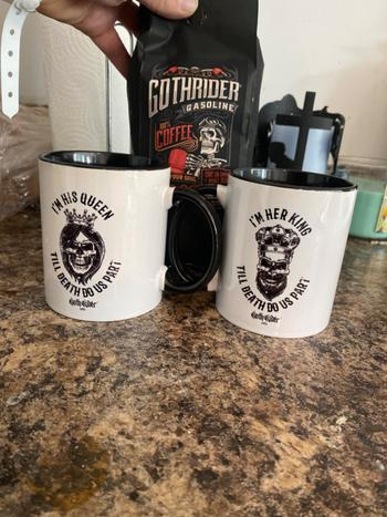 GothRider® Canada Gasoline Coffee King & Queen Kit Review