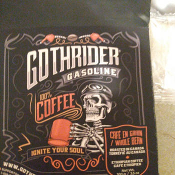 GothRider® Canada Gasoline Coffee Sample Pack Review