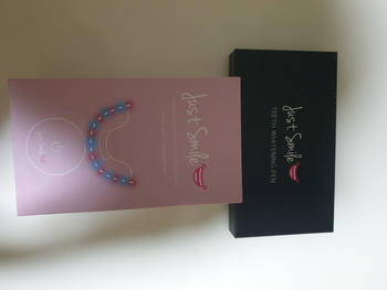 Just Smile Singapore Just Smile Whitening Trio Refills Pen Review