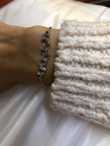 By Invite Only Jewellery Silver Aria Cubic Bracelet Review