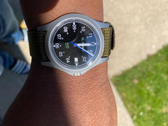 H. Goose Gen 2 Saluda Field Watch 39 mm - Online Exclusive Review