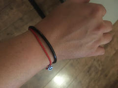 Chibuntu® Nepal Red Original cotton bracelet Review
