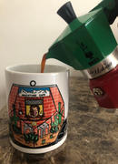 Adventure Cafe 5-Year Anniversary Mug Review