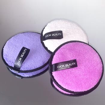 CHOKBeauty XL Reusable Makeup Remover Pads Review