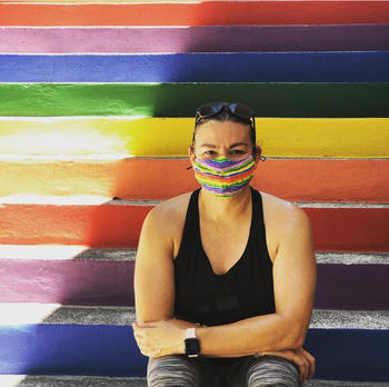Rafi Nova Pride Mask Review