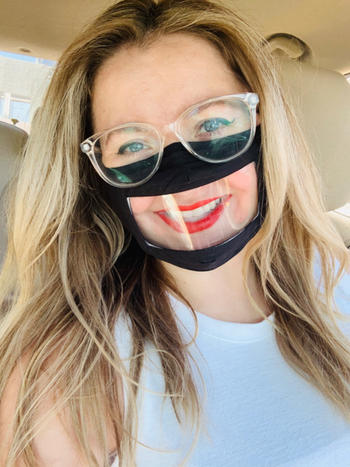 Rafi Nova Smile Mask Tie-Behind Review