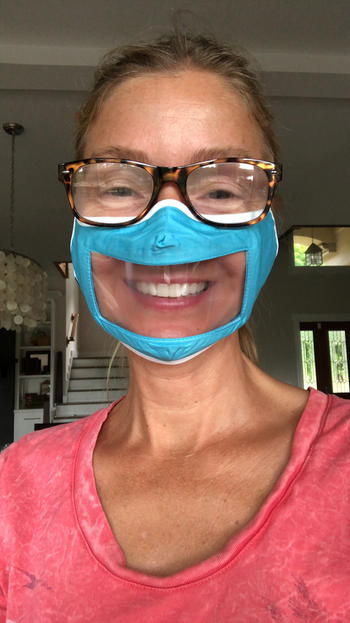 Rafi Nova Adult Smile Mask Multipack: Tie-Behind Review