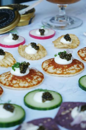 Dorasti Caviar Chef's Choice Hybrid Kaluga Caviar Review