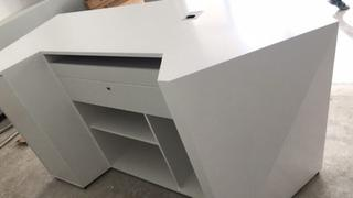 m2display Multi function simple counter reception desk Review