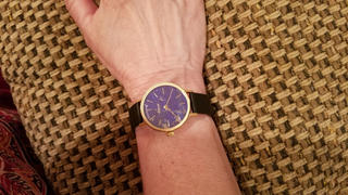 MYKU MYKU Lapis Lazuli Gold 32mm Watch Review