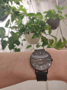MYKU MYKU Black Onyx Space Black 38mm Watch Review