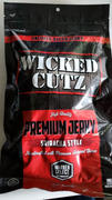 Wicked Cutz Sriracha Bacon Jerky Mega Bag Review