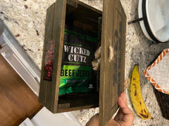 Wicked Cutz TURKEY JERKY PACK Review