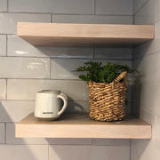 Ultra Shelf White Oak Floating Shelf Review