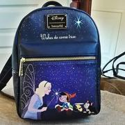 Decade Time ''The Only One'' Loungefly Pinocchio Blue Fairy Backpack Review