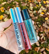 Pink Salad LDN Clear Mint Lip Gloss Review