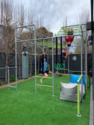 FUNKY MONKEY BARS AUSTRALIA The Combat Ninja Review