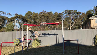 FUNKY MONKEY BARS AUSTRALIA The Chimp Review